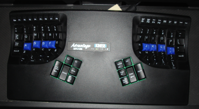 Kinesis keyboard picture 2