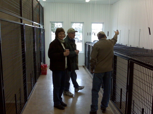 Kennel opening 2